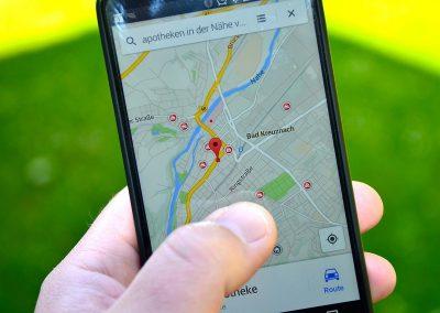 Easy Going – Ansätze zur Umsetzung einer flächendeckenden und kostengünstigen Fußgängernavigation in Deutschland