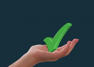 """""""KMU-Check – Fit für den Arbeitsmarkt!"""". Implementierung eines Informations- und Beratungsinstrumentes zur Stärken-Schwächen-Diagnostik und zur Verbesserung der Arbeitgeber-Attraktivität für KMU im Saarland"""